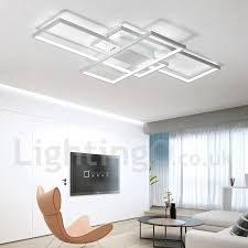 living room wall light fixtures led modern comtemporary alumilium painting ceiling light flush