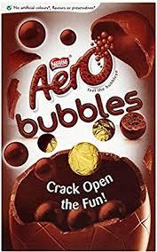 9 x aero bubbles medium egg 124g 9 pack bundle amazon co uk