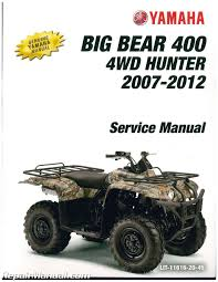 download yamaha big bear repair manual mulan cz download