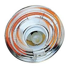 Heater Light Bathroom 750w Goldair Heat And Light Fitting Domestic Bathroom Heating