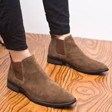 s boots casual aliexpress com buy chelsea boots s boots casual