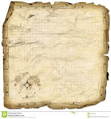 grunge old paper for treasure map or vintage stock photo image
