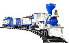 amazon lionel trains frosty snowman gauge train