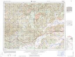 1 8 Maps Central Siberia Ams Topographic Maps Perry Castañeda Map