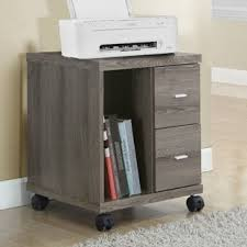 printer and file cabinet printer stands you ll love wayfair