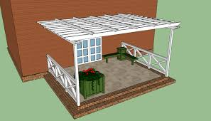 Pergola Off House by Incredible Pergola Attached To House Photos Garden Landscape
