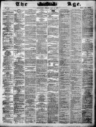 audi hton roads age from melbourne on may 18 1877 page 1