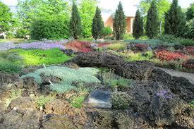 marie azary rock garden matthaei botanical gardens and nichols