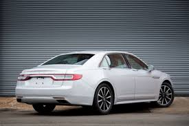 lincoln 2017 car 2017 lincoln continental our review cars com
