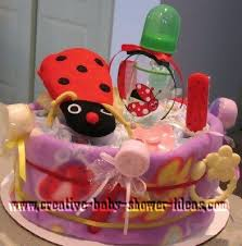 Diaper Cake Centerpieces by Our Diaper Cake Centerpiece Gallery The Web U0027s Largest