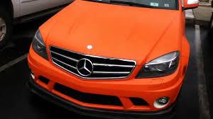 mercedes amg orange c63 matte orange 6 3 amg mercedes