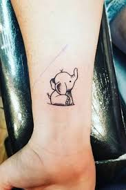 lion finger tattoos best 20 small animal tattoos ideas on pinterest baby elephant