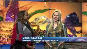 black mardi gras 100 black women to celebrate mardi gras wtvcfox
