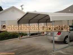 metal car porch colors gatorback carports