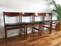 G Plan Dining Chair Mid Century G Plan E Gomme Dining Chairs Rosewood Set Of 4 Habiib