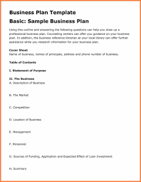 sample formal business report service proposal template