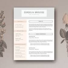 Simple Resume Sample by Stand Out From The Crowd With Our Simple And Clean Resume Template