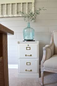 Wood File Cabinets by Wood File Cabinet Makeover Farm Fresh Homestead