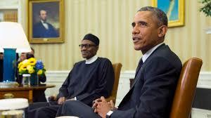 bureau president americain obama offre le soutien des etats unis à buhari dans la lutte contre