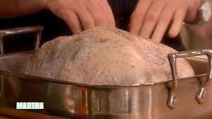thanksgiving stuffed turkey breast video emeril u0027s turkey breast with roasted garlic martha stewart