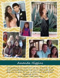 custom yearbook custom senior yearbook ad page senior yearbook ads yearbooks