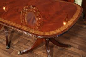 antique dining table with claw feet refinished antique oak