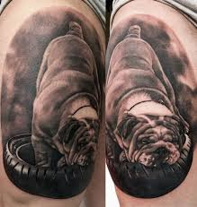 198 best bulldog tats images on pinterest bulldog tattoo