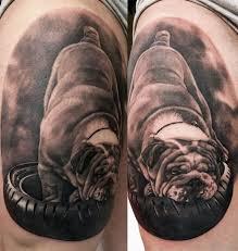 198 best bulldog tats images on pinterest bulldog tattoo