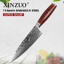 razor sharp kitchen knives xinzuo 7 8 inch chef knives razor sharp excellent 10cr15comov