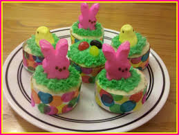 peeps decorations easter cupcakes a recipe decorating ideas and diy cupcake