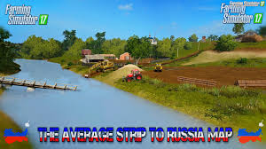 Russia Map The Average Strip To Russia Map V1 0 For Fs 17 Download Fs 17