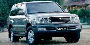 lexus recall air bags lexus lx470 recalled in australia for curtain airbag fix photos