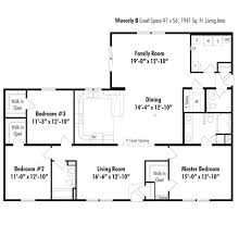 open ranch style floor plans unibilt custom homes get started floor plans
