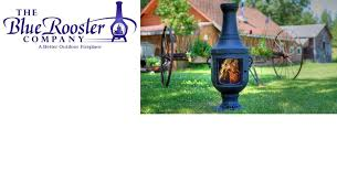 Blue Rooster Chiminea Review The Blue Rooster Company Home Facebook
