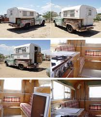 Alaska travel trailers images 219 best alaskan camper images campers truck jpg