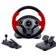 ps3 design vibratory steering wheel 5 in 1 design for ps3 ps2 ps1 ps pc