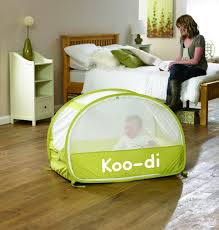 koodi travel bubble cot review thoroughly modern baby