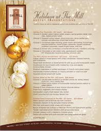 the mill corporate holiday party and event venue chattanooga tn