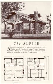 Craftsman Bungalow House Plans The Gladstone 1923 Standard Homes Company House Plans Of The