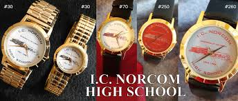 ic norcom high school yearbook i c norcom our time commemorative watches tidewater hton