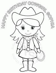 cowboy coloring pages to print kids coloring