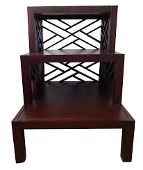 William Sonoma Home by Williams Sonoma Home Step Side Table Set Of 2 Chairish