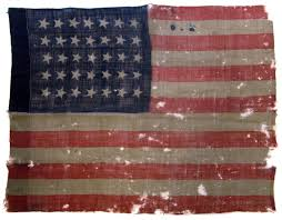 American Flag To Color Rare Flags Antique American Flags Historic American Flags