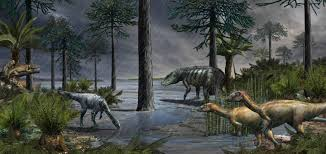 dinosaurs ended and originated with a astrobiology magazine