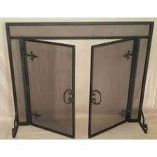 Free Standing Fireplace Screens by 10 Gorgeous Fireplace Screens For Every Home Fireplace Screens
