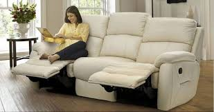 couch with recliner home furnishings
