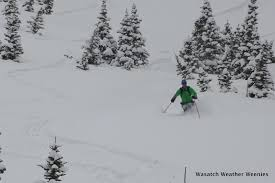 Wasatch Weather Weenies Top 10 Ski Area Microclimates Wasatch Weather Weenies March 2016