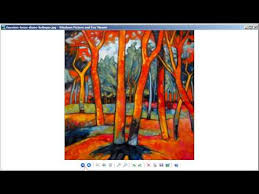 color theory study guide fauvism youtube