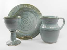 communion sets 64 best communion ware and liturgical pottery images on