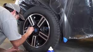 plasti dip jeep white plasti dip wheels with masking affect youtube